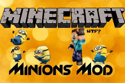 Minions Mod for Minecraft 1.6.2/1.6.1/1.5.2 | 5Minecraft | Minecraft download | blabla | Scoop.it