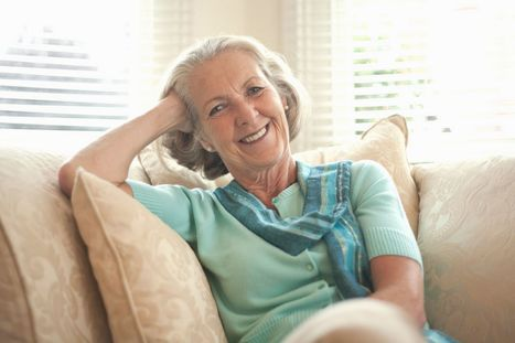 Retired women in their 70s are the happiest people in Britain | Planning Your Retirement | Scoop.it