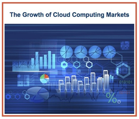 The Growth of Cloud Computing Markets – The *Official AndreasCY* | Digital Culture | Scoop.it