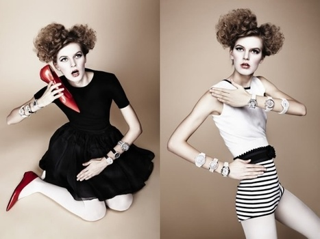 Fashion Photography by Danil Golovkin / Fashion Photography / Photography Hubs and Blogs | rakarekodamadama | Scoop.it