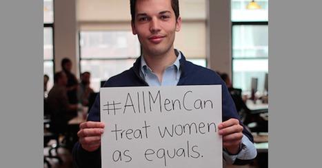 37 Men Show Us What Real Men's Activists Look Like | Feminism | Scoop.it