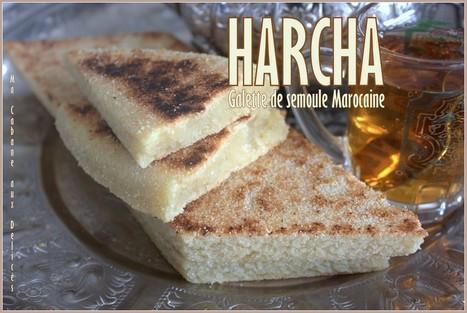 Harcha galette de semoule marocaine   La cuisine de Djouza recettes faciles et rapides   Boulange   Scoop.it