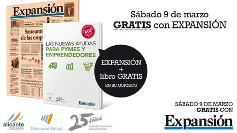 Las nuevas ayudas para pymes y emprendedores - Promociones - Expansion.com - Expansion.com   ¿De qué manera le favorece a México la participación de sus pymes dentro del comercio internacional?   Scoop.it