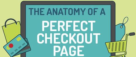 [Infographie] E-commerce : anatomie d'une page de paiement parfaite - Polynet   Création de sites web   Scoop.it