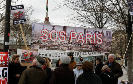 Citizensite : à Paris, rassemblement contre le projet urbain Tour triangle | NON à la Tour Triangle | Scoop.it