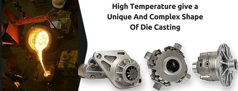 Quality of Die Casting Products by Casting Foundries India | Casting Industries | Scoop.it