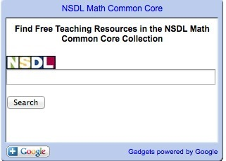 Math Common Core Collection - Digital Learning Resources Aligned to Math CCSS | Math and Science | Scoop.it