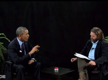 Obama nominated for an Emmy? : PatriotUpdate.com #patriotupdate @patriotupdate | Restore America | Scoop.it