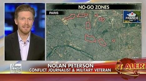Les dérapages de la chaîne américaine Fox sur la France | DocPresseESJ | Scoop.it
