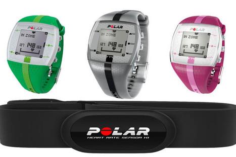 Polar FT4 Heart Rate Monitor | juice maker | Scoop.it