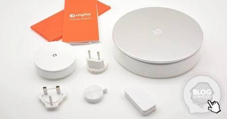Sécurisez votre foyer avec Home Alarm de MyFox - News Domotiques by Domadoo   Hightech, domotique, robotique et objets connectés sur le Net   Scoop.it