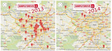 Simply Market Drive : Plus que 6 magasins pour faire ses courses en ligne | Drive : concept à succès | Scoop.it