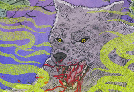 Artists reinterpret 'Goosebumps' in 'Monster Edition' zine | Robot 6 ... | Creativity | Scoop.it