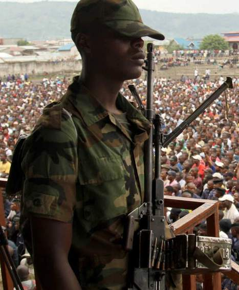 Residents in Congo flee rebel violence - RDC Under Attack | African News Agency | Scoop.it