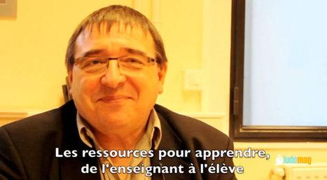 [Vidéo] Les ressources pour apprendre, de l'enseignant à l'élève - Bruno Devauchelle | MOOC Francophone | Scoop.it