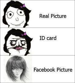 Social Profile Page Reality | Funny Pic And Wallpapers | Scoop.it