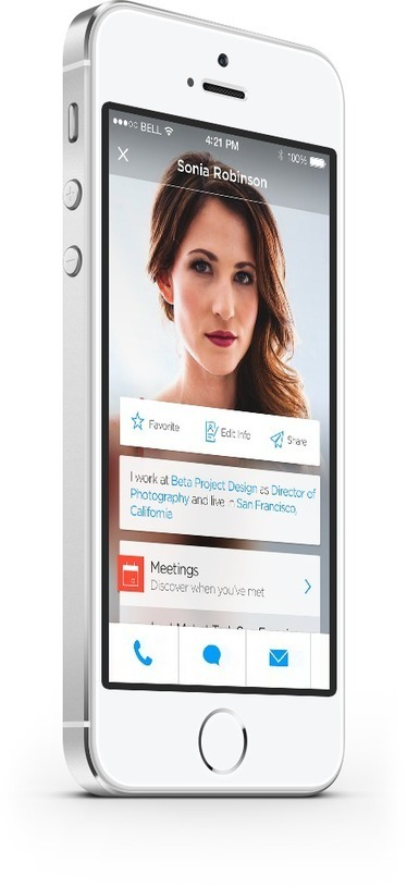 Humin : your mobile phone reinvented | 1App2Day | Scoop.it