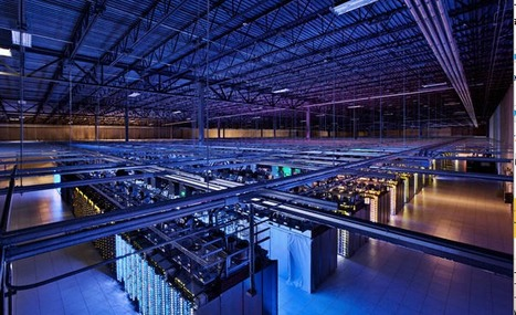 Internet backbone can readily be made more robust and sustainable, experts say | Amazing Science | Scoop.it