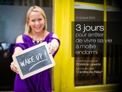 Wake-up : 3 jours pour reprendre sa vie en main | Coaching | Scoop.it
