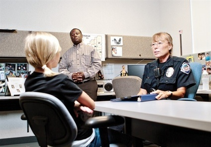 The Role of the Parent during Juvenile Interrogation | Criminology and Economic Theory | Scoop.it