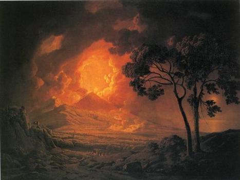 Plinio el Joven y el Vesubio: la épica de la destrucción | Reinventar la Antigüedad | Literatura latina | Scoop.it