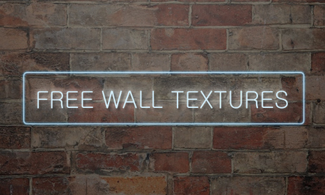 5 Free High Res Wall Texture | Graphic Design | Scoop.it