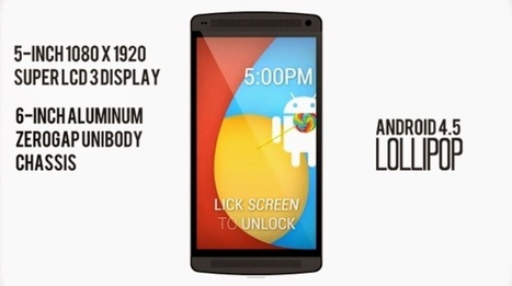 Android 5.0 Lollipop by Google will be available on the Nexus 4, Nexus 5, Nexus 7, Nexus 10, and Google Play | Picpile | Scoop.it