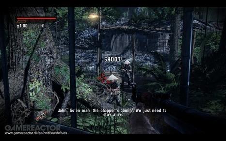 Rambo: The Video Game - Público.es - Publico.es | Animación 3D and video games | Scoop.it