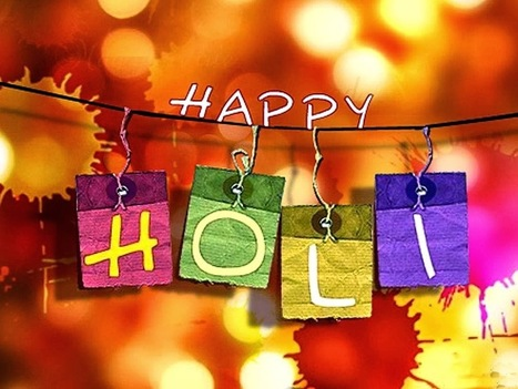 Happy Holi 2014 Latest 3D Wallpapers, Images, Desktop 3D Photos|Wallpapers For You | Happy Holi 2014 | Scoop.it