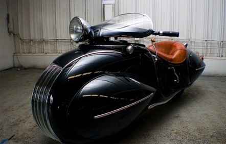 Art Deco K.J Henderson Motorbike, 1936 | Curation, Gamification, Augmented Reality, connect.me, Singularity, 3D Printer, Technology, Apple, Microsoft, Science, wii, ps3, xbox | Scoop.it