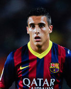 Barcelona star Cristian Tello opens the door to Liverpool switch - Daily Star   Noticias deportivas   Scoop.it