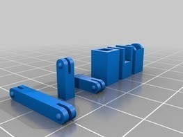 OpenSCAD Joint Connectors v1.0 by MakerBlock - Thingiverse   Big and Open Data, FabLab, Internet of things   Scoop.it