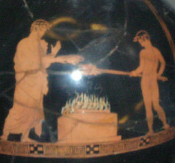 Ancient Greek Animal Sacrifice - Ancient Greece for Kids! | Satanism | Scoop.it
