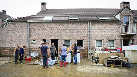 Les inondations d'Ittre considérées comme calamité naturelle | Inondations en Wallonie | Scoop.it