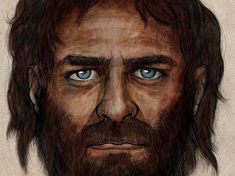 Dark skin, blue eyes: Genes paint a picture of 7,000-year-old European - NBC News.com | World News | Scoop.it