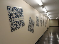 Rutgers Communication School Unveils QR Code Exhibit | QR Code Art | Scoop.it