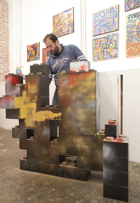 "Cubik by Tarek (by Pegasus & Co) | Tarek, Brick ""Cubik"" | Scoop.it"