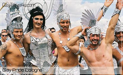 Gay Pride Cologne July 6 – 8 Germany | Gay Travel | Scoop.it