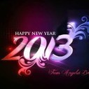 Happy New Year 2013 from Angela Brooks | Burntout Nurses in Transition | Scoop.it