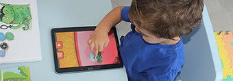 Taller infantil con tabletas   canalTIC.com   EL BADIU del CRP   Scoop.it