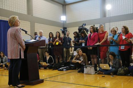 Élections US: lesmédias américains parlent detout, saufdepolitique | Actu des médias | Scoop.it