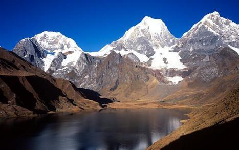 Pérou : 5 sommets à conquérir   Idées Destinations   Scoop.it