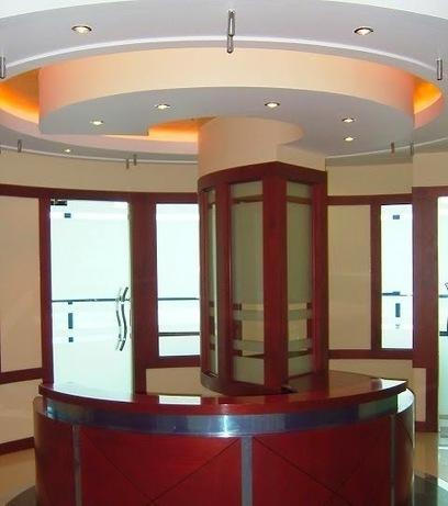 False ceiling pop designs with LED ceiling lighting ideas for living room part 2 | living room design | Scoop.it