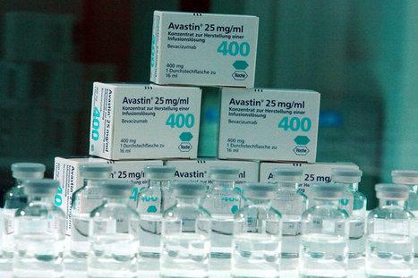 Cancer du sein : l'Avastin en question | Europe1.fr | Toxique, soyons vigilant ! | Scoop.it