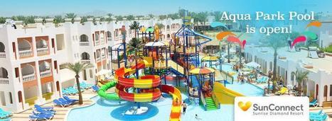 News - Aqua Park Pool In SunConnect Sunrise Diamond Resort Is Now Open! - SUNRISE Resorts & Cruises | SUNRISE Resorts & Cruises | Scoop.it