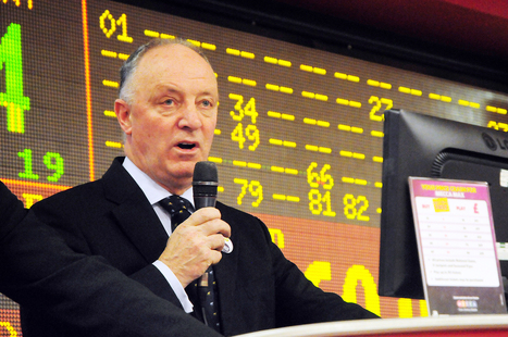MP tries his hand at bingo calling in gambling tax campaign   Econ 1   Scoop.it