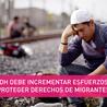 Migrantes de paso por México