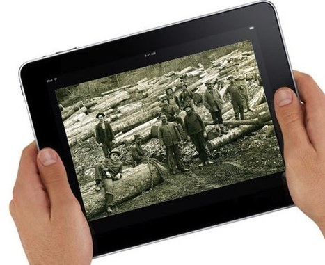 Saving the Planet, One iPad at a Time | Modern Educational Technology and eLearning | Scoop.it