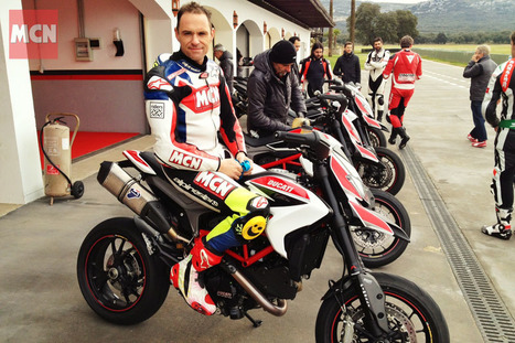 New Ducati Hypermotard first ride | Ductalk Ducati News | Scoop.it