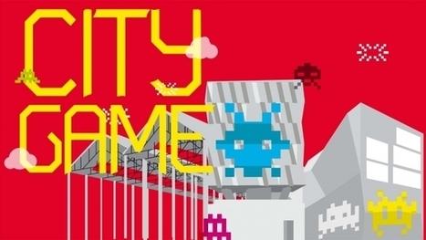 CITYGAME - Conférence : de la ville-décor à la ville-plateforme - Nantes | Cabinet de curiosités numériques | Scoop.it